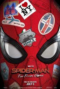Spider-Man: Lejos de Casa gratis